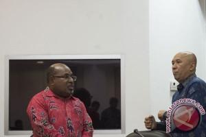 Rapat Terbatas Papua
