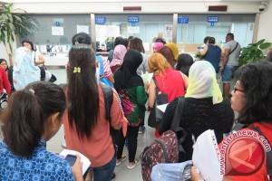 Layanan Paspor TKI Hongkong