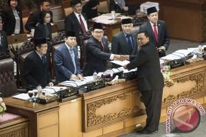 Paripurna DPR sahkan RUU Pemilu menjadi UU