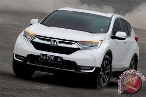 All New Honda CR-V Turbo paling laku di Jawa Timur
