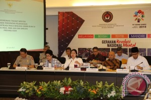 Menko PMK pastikan pelaksanaan Inpres Nomor 5 Tahun 2017