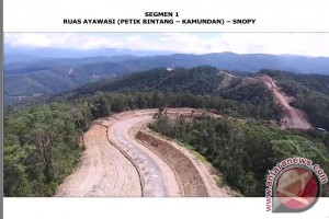 Kementerian PUPR bangun infrastruktur strategis dukung pengembangan wilayah Papua Barat