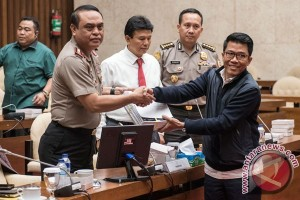 RDPU Pansus Hak Angket KPK
