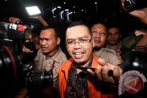 KPK tahan politisi PKS Yudi Widiana