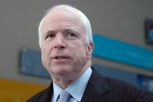 Terkena kanker, McCain disebut Obama pahlawan, Trump doakan lekas sembuh