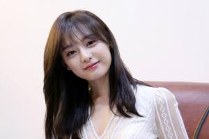 Begini gaya aktris Kim Ji-won kala tiba di Bali