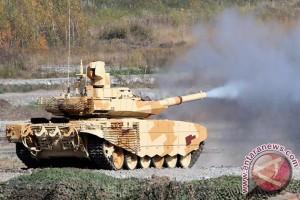 Irak beli banyak tank canggih Rusia T-90