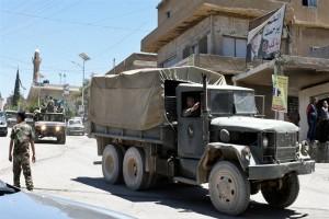 Hizbullah-Suriah serang ISIS di perbatasan Suriah-Lebanon