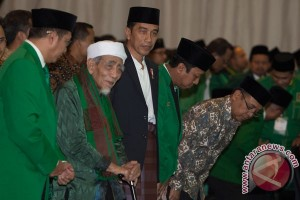 PPP terkesan pada kesantunan Jokowi terima dukungan