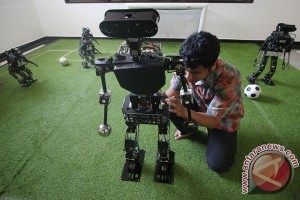 Menuju RoboCup 2017
