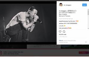 Minhyuk CNBLUE ikut berduka atas meninggalnya Chester Linkin Park