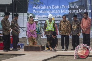 Presiden resmikan pembangunan Museum Muhammadiyah