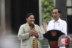 Jokowi usulkan kegiatan sosial jadi PR pelajar