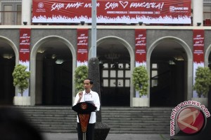 Pancasila strengthens character of Indonesian nation: President