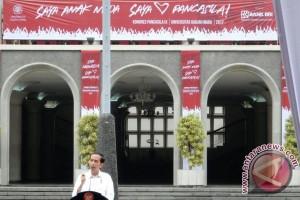 Jokowi nostalgia di UGM