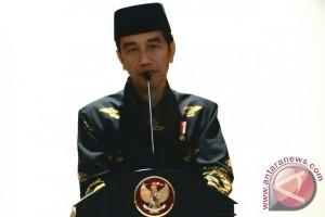 Jokowi tanggapi SBY: pernyataan ada kekuasaan absolut sangat berlebihan