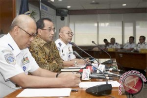 "Kemenhub temukan izin palsu ""bus pesta"" di Jakarta"
