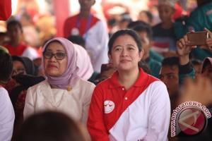 """Menko Puan: """"Kedepankan keluarga demi anak Indonesia"""""""