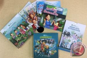 BPJS-TK luncurkan buku dongeng sosialisasikan Jaminan Sosial