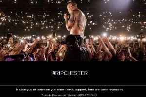 Linkin Park cantumkan akses bantuan cegah bunuh diri di situsnya