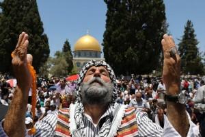 Erdogan imbau umat Muslim kunjungi dan lindungi Yerusalem