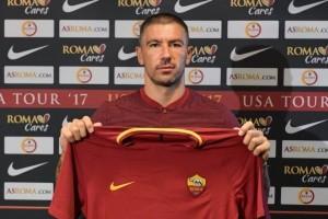 Kolarov gabung dengan AS Roma