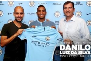 Perkuat pertahanan, City datangkan Danilo dari Madrid