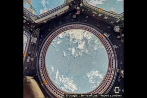 Google Street View bisa jalan-jalan ke luar angkasa