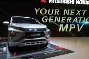 Mitsubishi akan produksi 80 ribu Small MPV per tahun