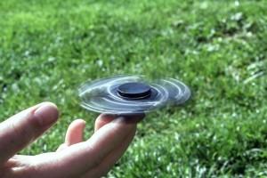 Perusahaan Jepang bikin fidget spinner berputar paling lama