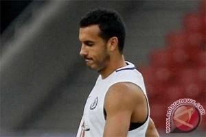 Pedro gegar otak dalam laga tur Chelsea vs Arsenal
