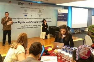 Indonesia tuan rumah pelatihan HAM-disabilitas