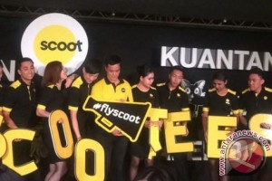 Scoot buka penerbangan Singapura-Honolulu Hawaii