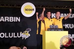 Maskapai Singapura Tigerair dan Scoot resmi merger