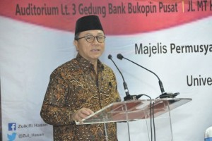 Ketua MPR: Selesaikan masalah perbedaan dengan musyawarah