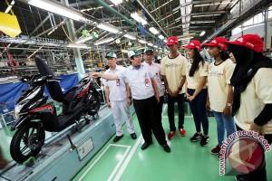 Penjualan motor di Jatim turun 13 persen