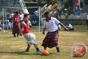 Olahraga Bersama TNI AL-US Army