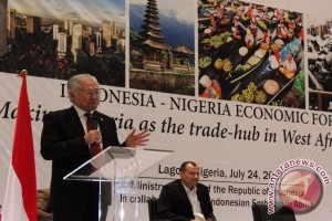 Indonesia incar peluang pasar Nigeria