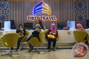Penutupan Umroh Promo First Travel