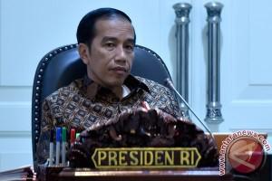 Jokowi respons positif pertemuan SBY-Prabowo