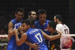 Tim voli Indonesia kalah dari Korea