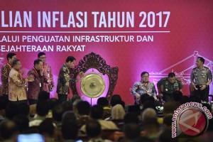 Presiden buka Rakornas Pengendalian Inflasi 2017