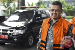 KPK perpanjang penahanan politisi PKS Yudi Widiana