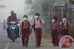 Tim terpadu padamkan Karhutla di Aceh Barat