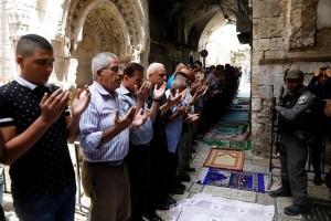 Komite Arab akan pantau pelanggaran Israel di Yerusalem