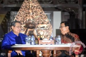 Gerindra: Pertemuan SBY-Prabowo buka peluang bahas koalisi