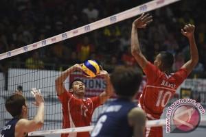 Voli Indonesia hadapi Iran di 8 besar Kejuaraan Asia