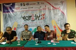 Toraja Marathon ajang olahraga sekaligus pengenalan budaya