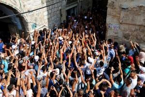 Israel larang pria di bawah usia 50 tahun masuk Al Aqsa