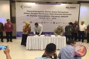 Jasindo bantu tekan biaya asuransi pupuk Indonesia
